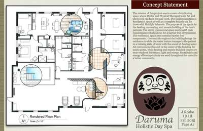 Daruma Holistic Day Spa- Commercial/Residential