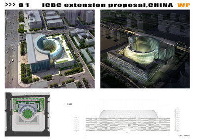 ICBC Bank proposal ampliation