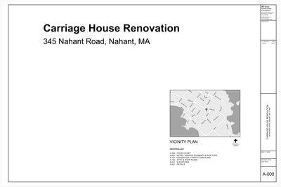 Nahant Carriage House