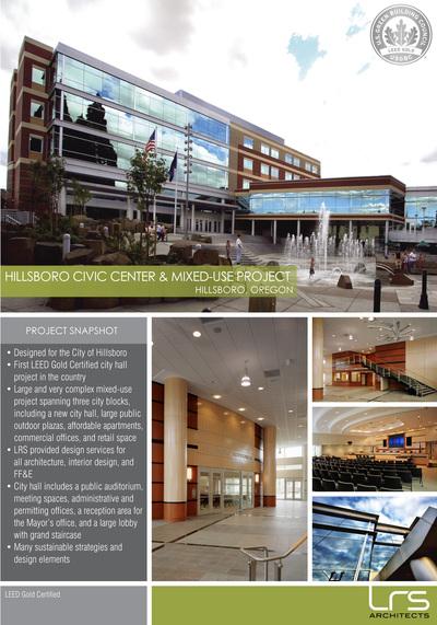 Hillsboro Civic Center