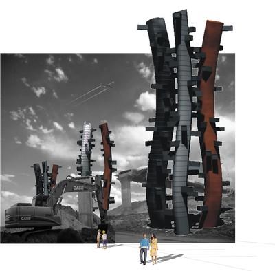 Torre de Viviendas en la M-501