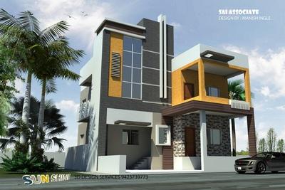 Home design for Mr. Surendra Patil G-gaon