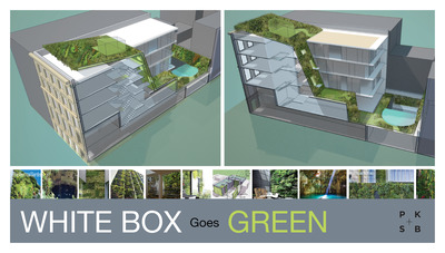 White Box goes Green
