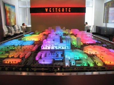 Westgate Site Model, The Ellman Companies