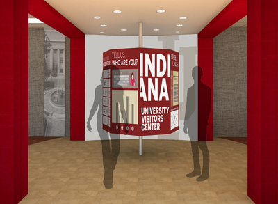 Renovation of the Indiana University Visitor Center