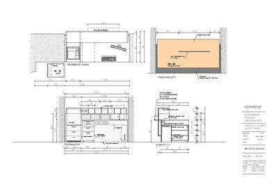 New reconstruction of the registry office, Langenargen, Germany