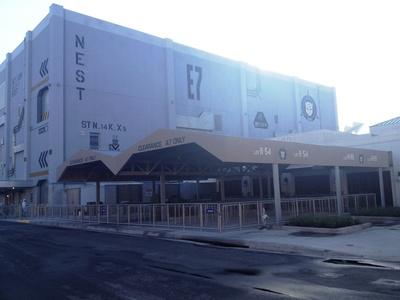 Queue Line Canopy for Transformers Ride- Universal Studios, Orlando