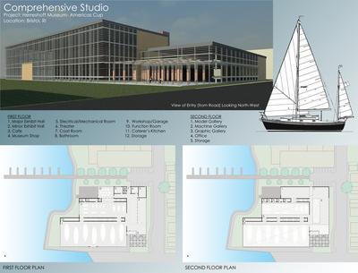 Comprehensive Studio- Herreshoff Museum