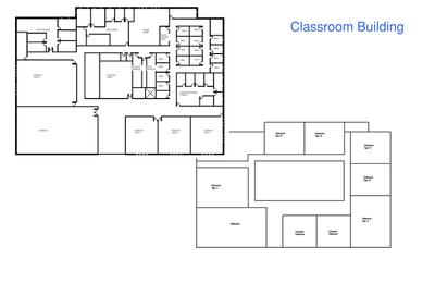 Classroom/Office Building