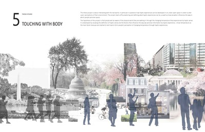 TOUCHING WITH BODY - Thesis Research