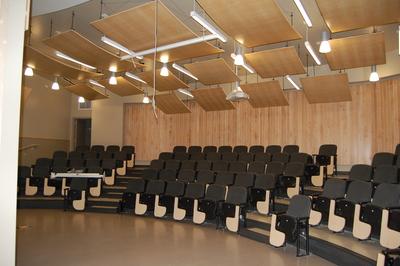 Contra Costa College Music Building