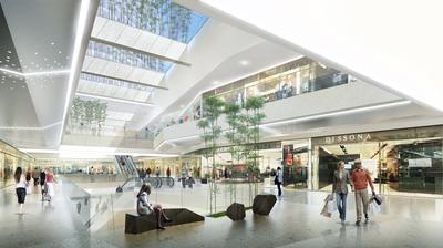 RTKL project   Shenzhen Bay Shopping Mall, China