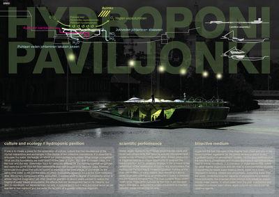 Hydroponic Pavilion
