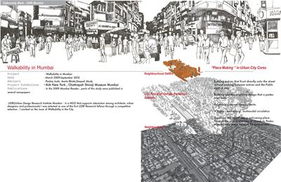 Urban Design Research