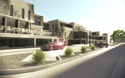 Positec Industrial Park - Commercial District