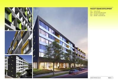 Mascot Square Residential Development