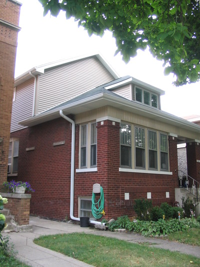 Chicago Stype Bungalow Addition