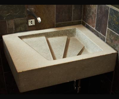Cascade sink