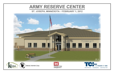 Army Reserve Center - St. Joseph, MN