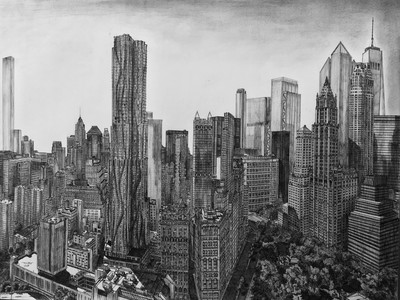 New York City - Drawing Project