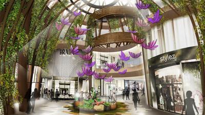 RTKL project   K11 Shopping Mall, China