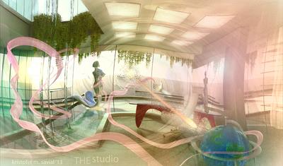 The Creator's Studio 21st Century