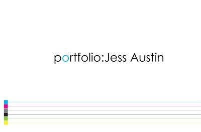 Jess Austin Portfolio