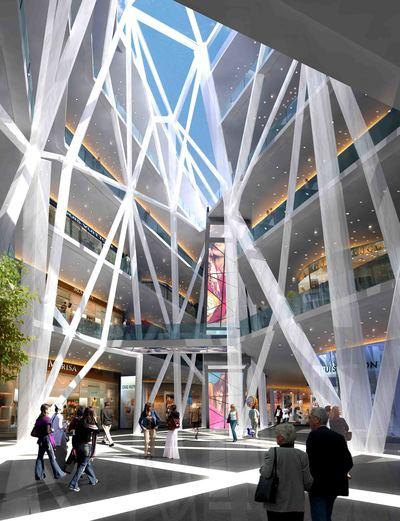 Star Harmony Interior Concept Design