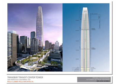 Transbay Tower and Transit Center