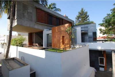 Residential renovation project
