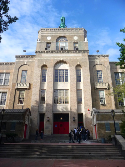 DeWitt Clinton Highschool Historical Preservation