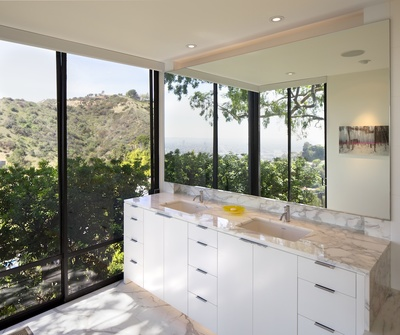 Wolff Residence in Hollywood Hills