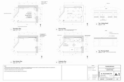 Gobillot/ McSwain Kitchen Renovation