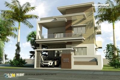 Home design for Mr. Najukrao Sultane