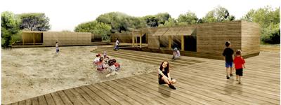 kindergarten, El Saler, Valencia