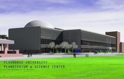 Flandrau University Planetarium & Science Center
