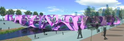 Carbon Bridge Pavilion