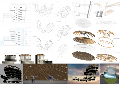 MAKING PRELIMINARY DESIGN CONSTRUCTION PROJECT OF HALL – STRUCTURAL SYSTEM WITH LARGE SPAN