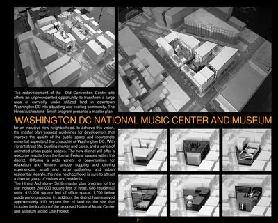 Washington DC National Music Center and Museum
