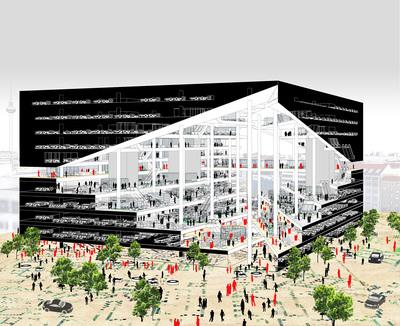 Axel Springer Media Campus // OMA