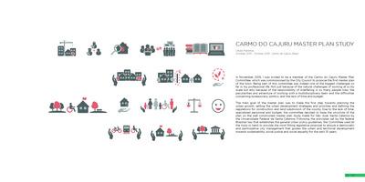 CARMO DO CAJURU MASTER PLAN STUDY