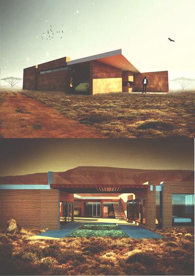 KAROO ECO-HOUSE