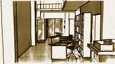 some designs of interiors