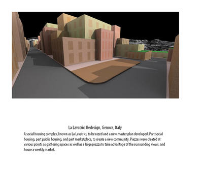 Social Housing Complex