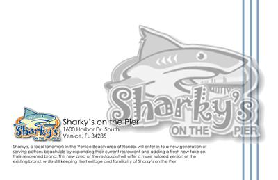 Sharkys on the Pier