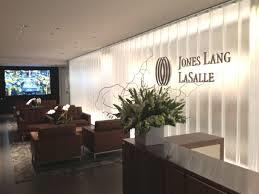 Jones Lang LaSalle New York Corporate Headquarters Relocation Project
