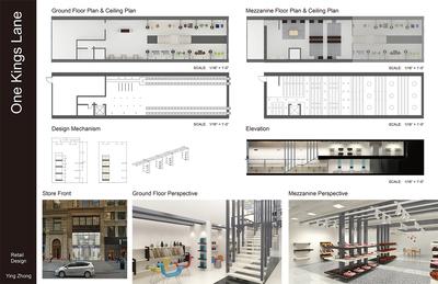 One Kings Lane Retail Design