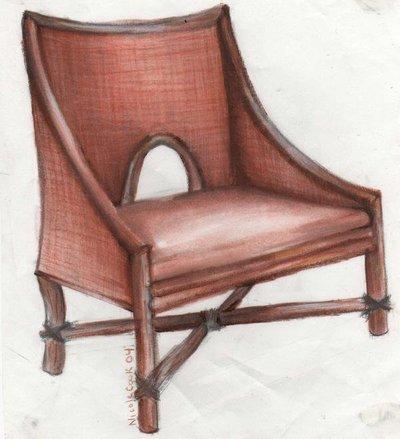Bambo Chair