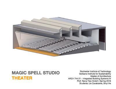 MAGIC SPELL STUDIO - THEATER