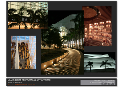 Miami-Dade Performing Arts Center